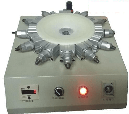 Automatic Lamp Cap Crimping Machine by Lessdeal