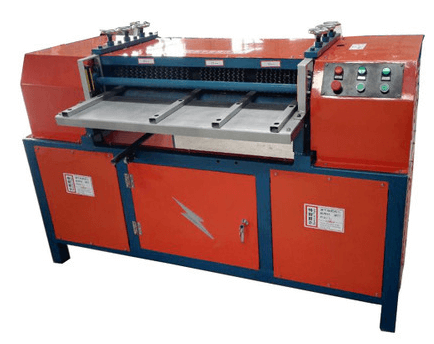 LD 1200P Automatic Radiator Recycling Machine
