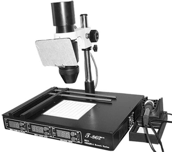 LD 862++ BGA Infrared Rework Station