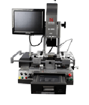 LD G200 Automatic BGA Rework Station with optical alignment