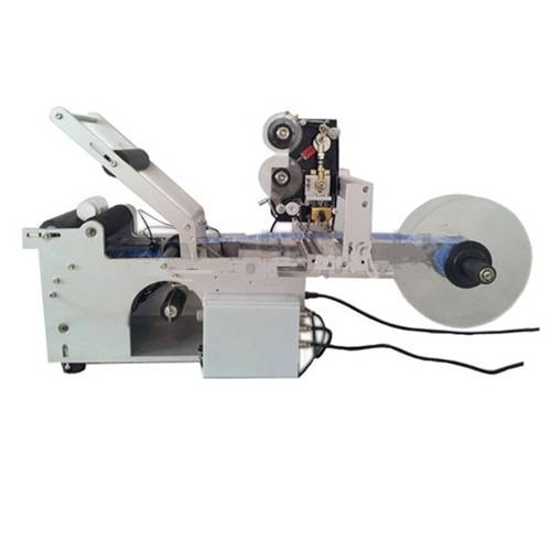 LD-90 Bottle Labeling Machine (with Code Printer)