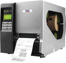 TTP 2410 MT Barcode Label Printer