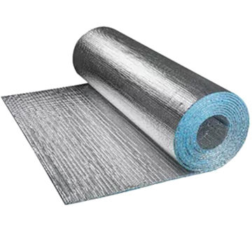 Aluminium Foil with PE Heat Insulation Fabric