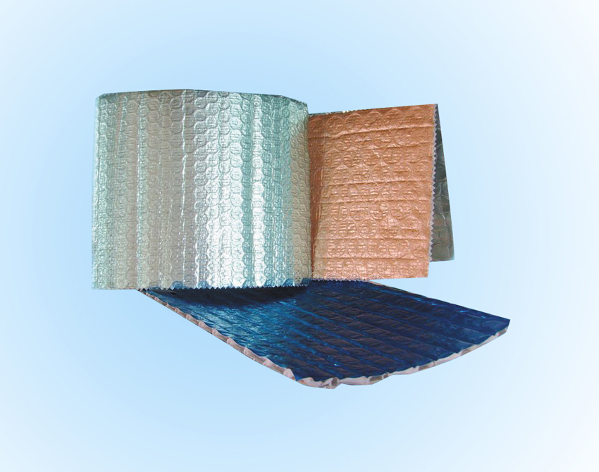 Anti glare Aluminium Foil Laminated Woven Fabric high tear strength, flexibility, light weight, and waterproof properties.