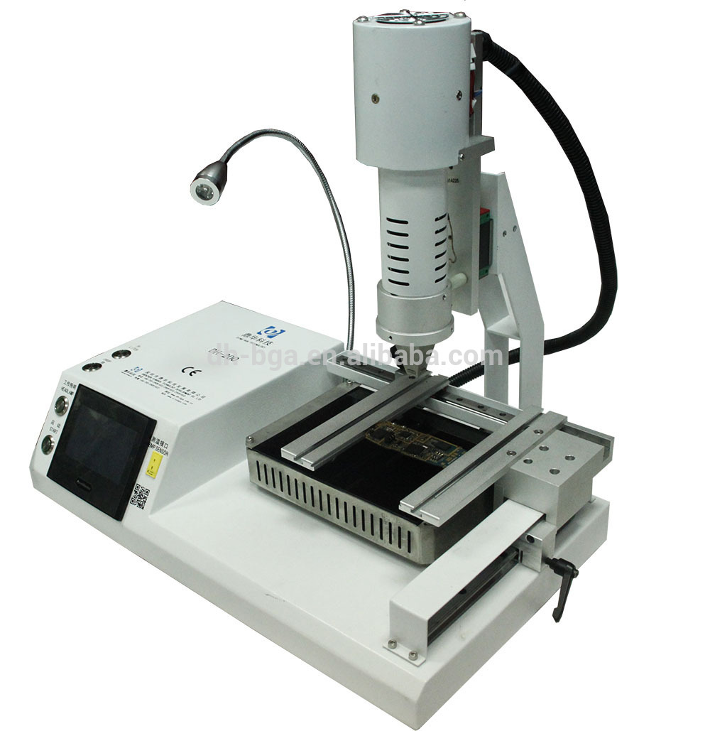 LD 200 BGA Rework Station for mobile phone repair