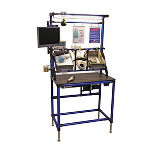 Heavy Duty Lean Manufacturing Workstations