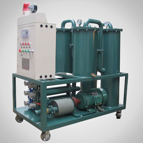 LD Portable Gearbox Oil Purifier