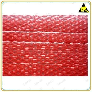 ESD Safe Anti Static Bubbly Bag for light products and low-demand packaging. The air bubbles can prevent products from damage due to collision, friction or electrostatic. Surface resistance values:108-1010 Ω.