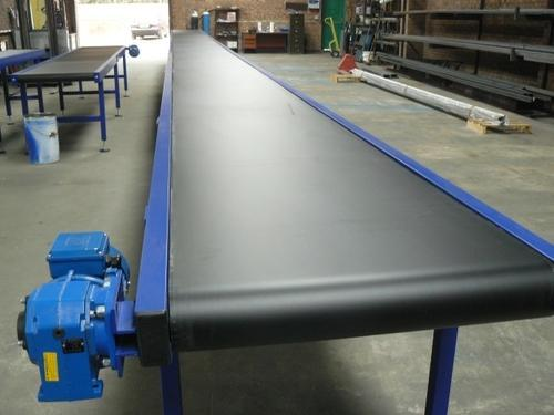 Belt Conveyors (Horizontal - Inclined - Bends)