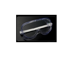 Safety Goggles Medical Use, Silicon by Lessdeal